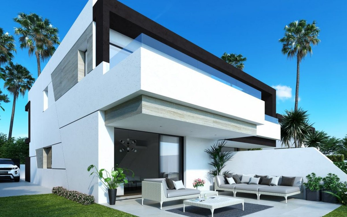 Townhouse for sale in Estepona (New Golden Mile)