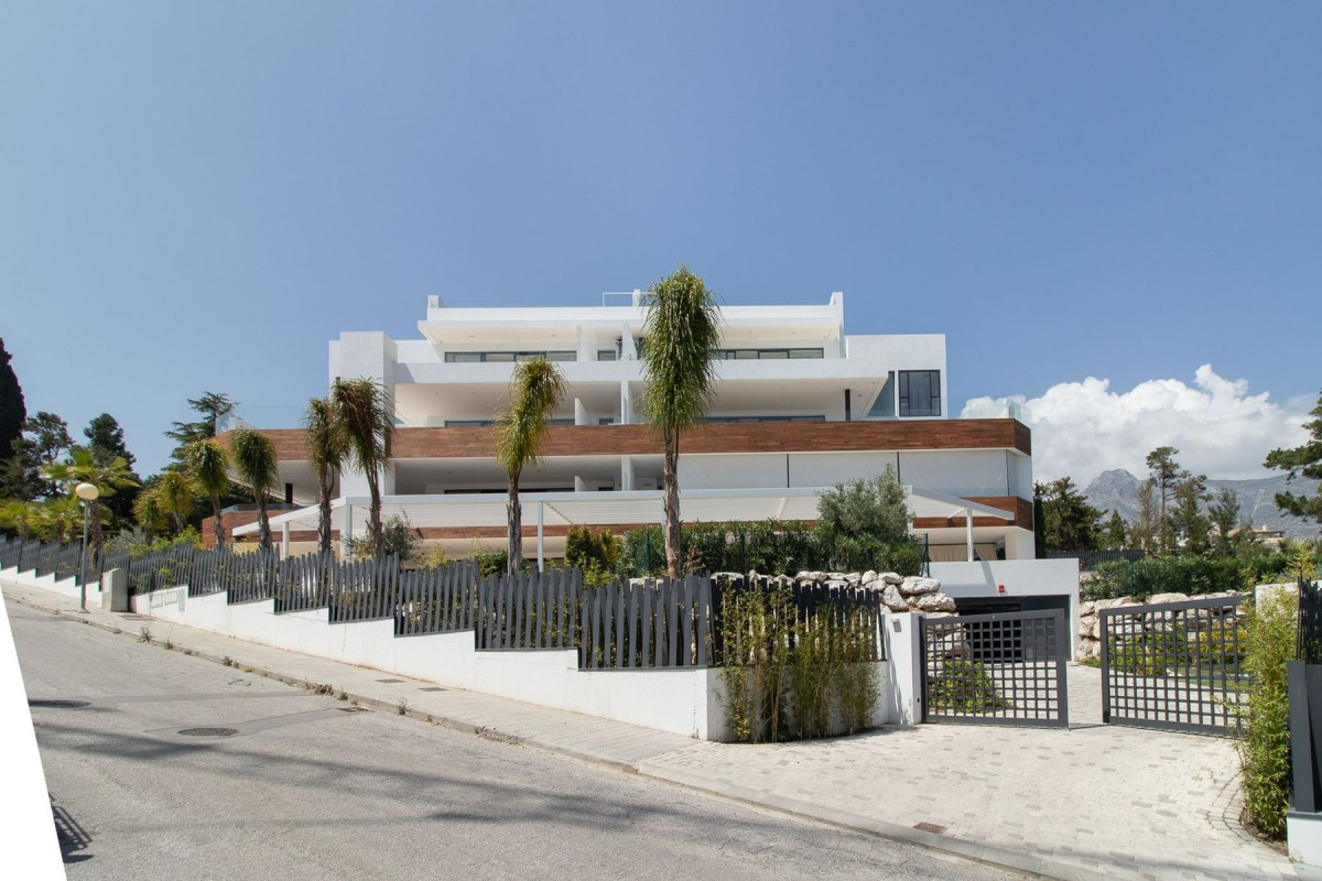 Apartment for sale in Marbella New Golden Mile