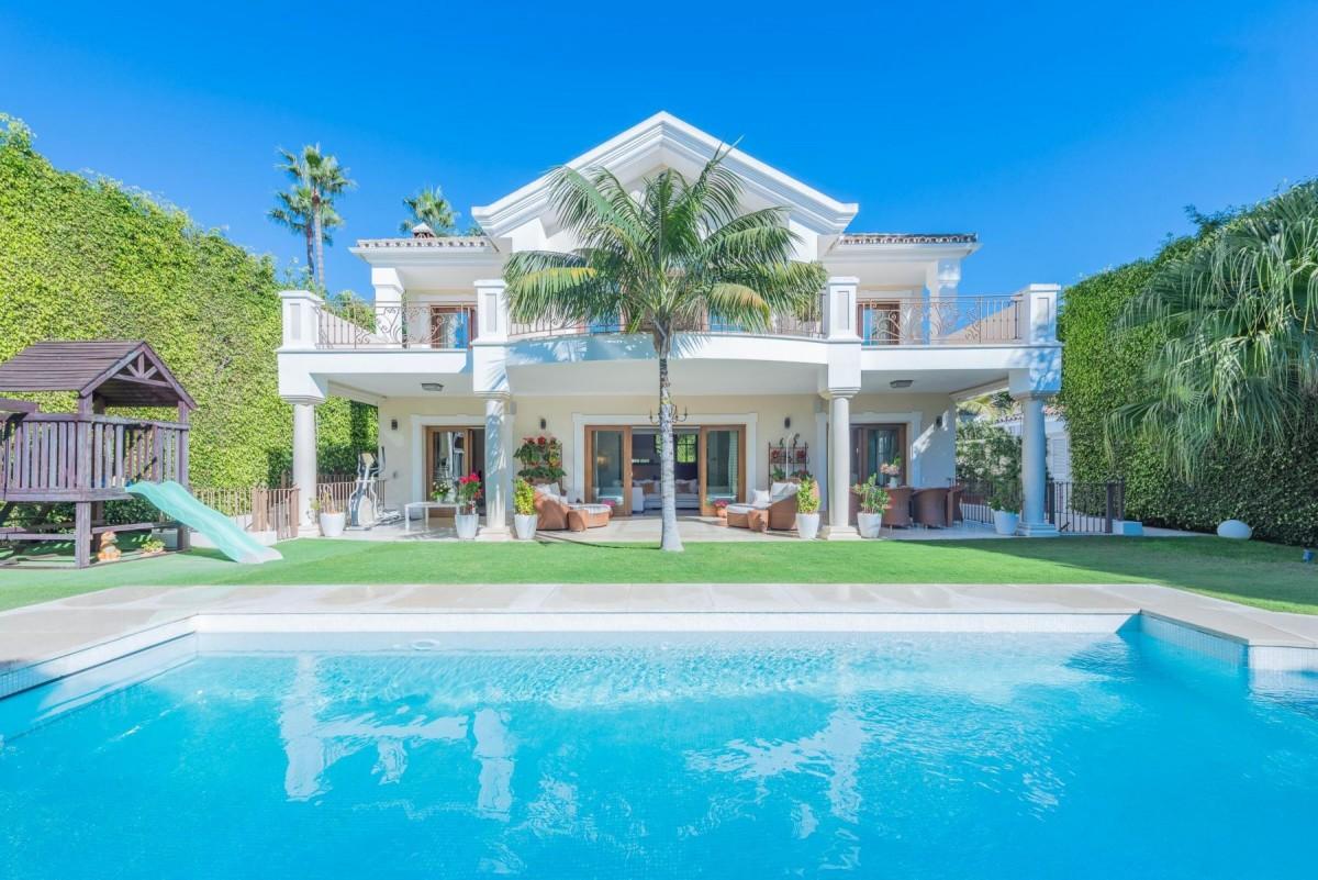 Glamorous Villa for sale in Casablanca