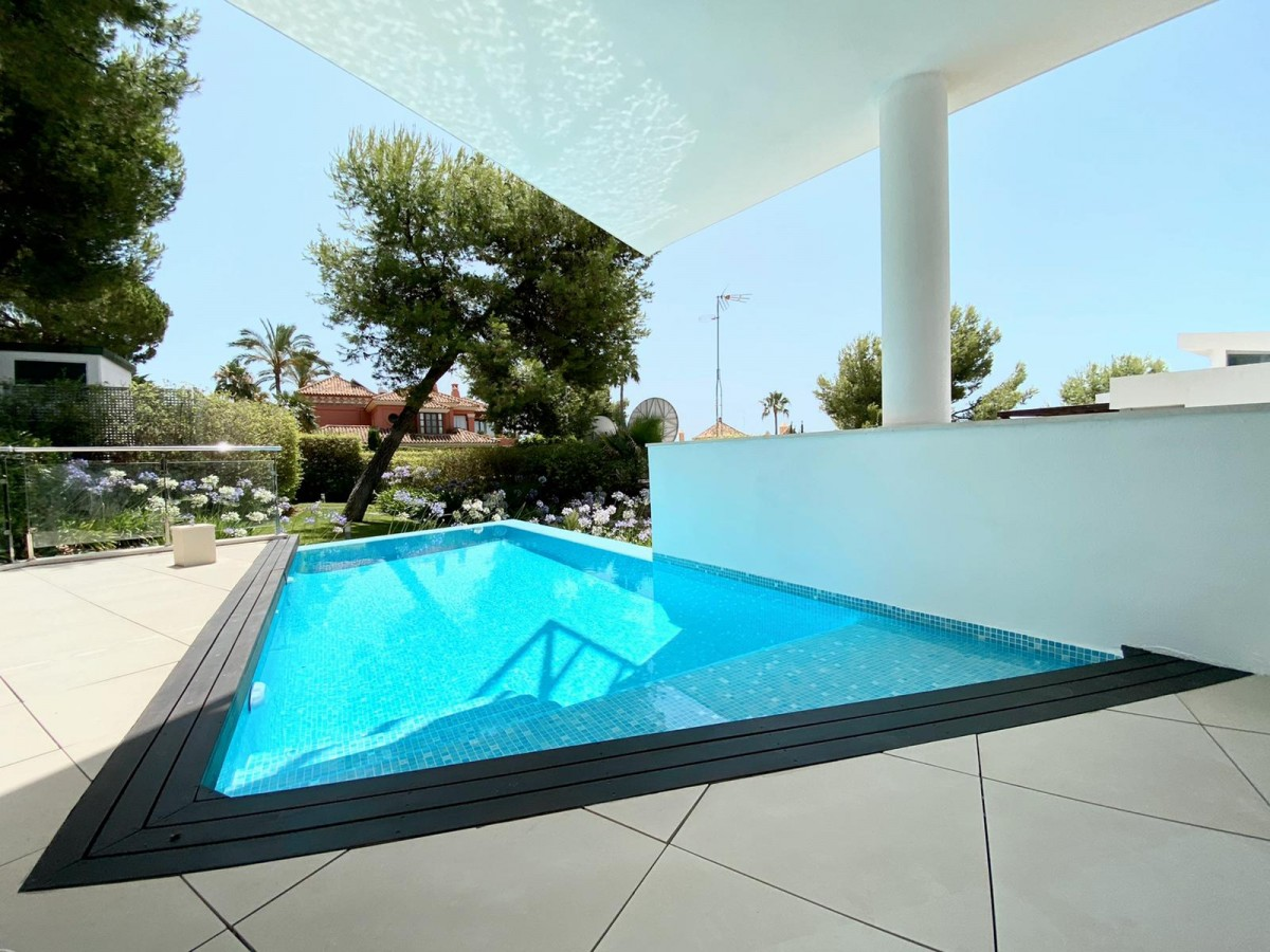 Townhouse for long term rent in Marbella