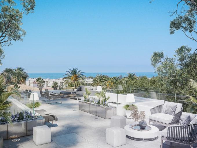 Beautiful Villa for sale in Nueva Andalucia
