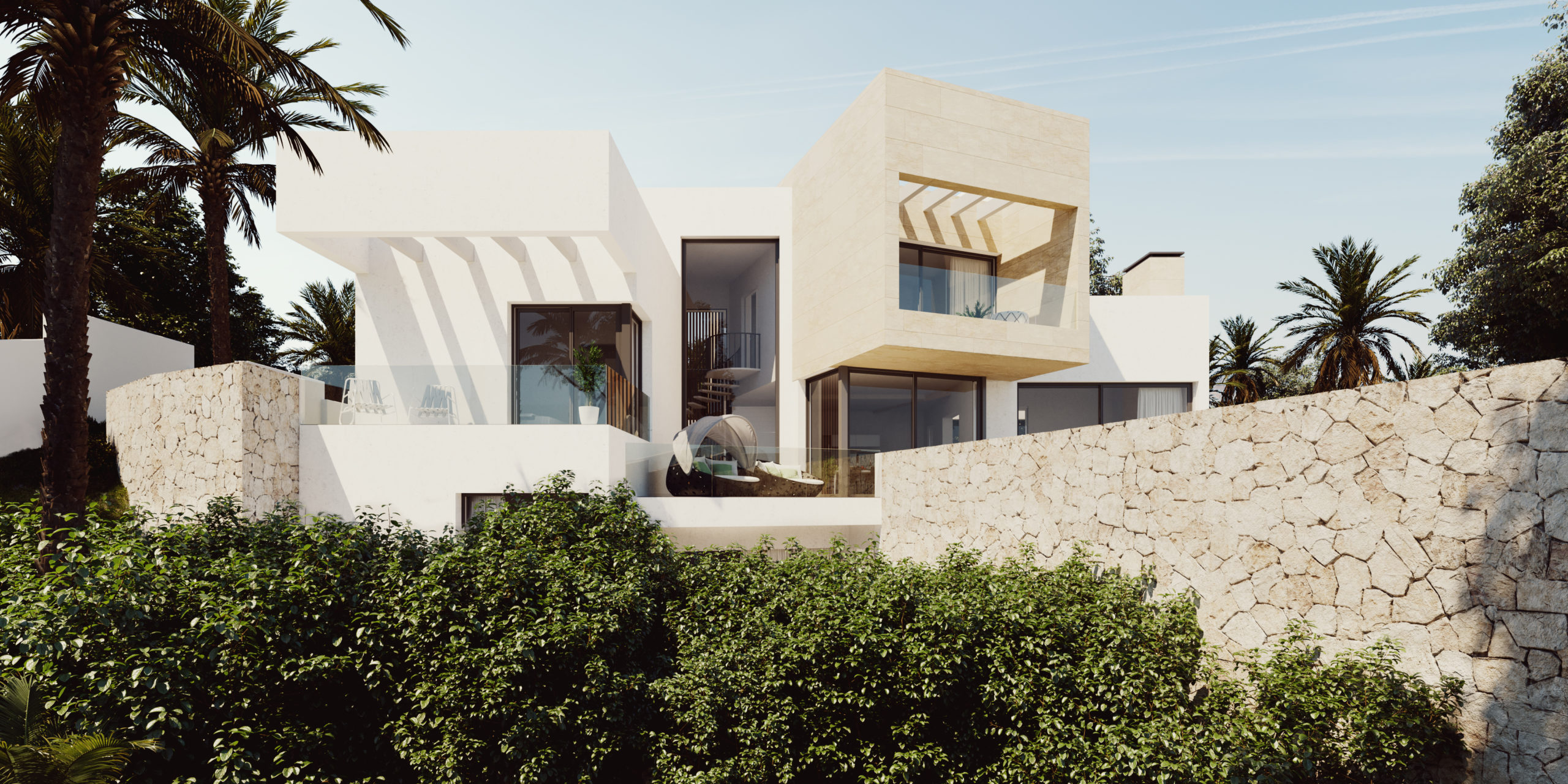 Spectacular Modern villa for sale Benahavis