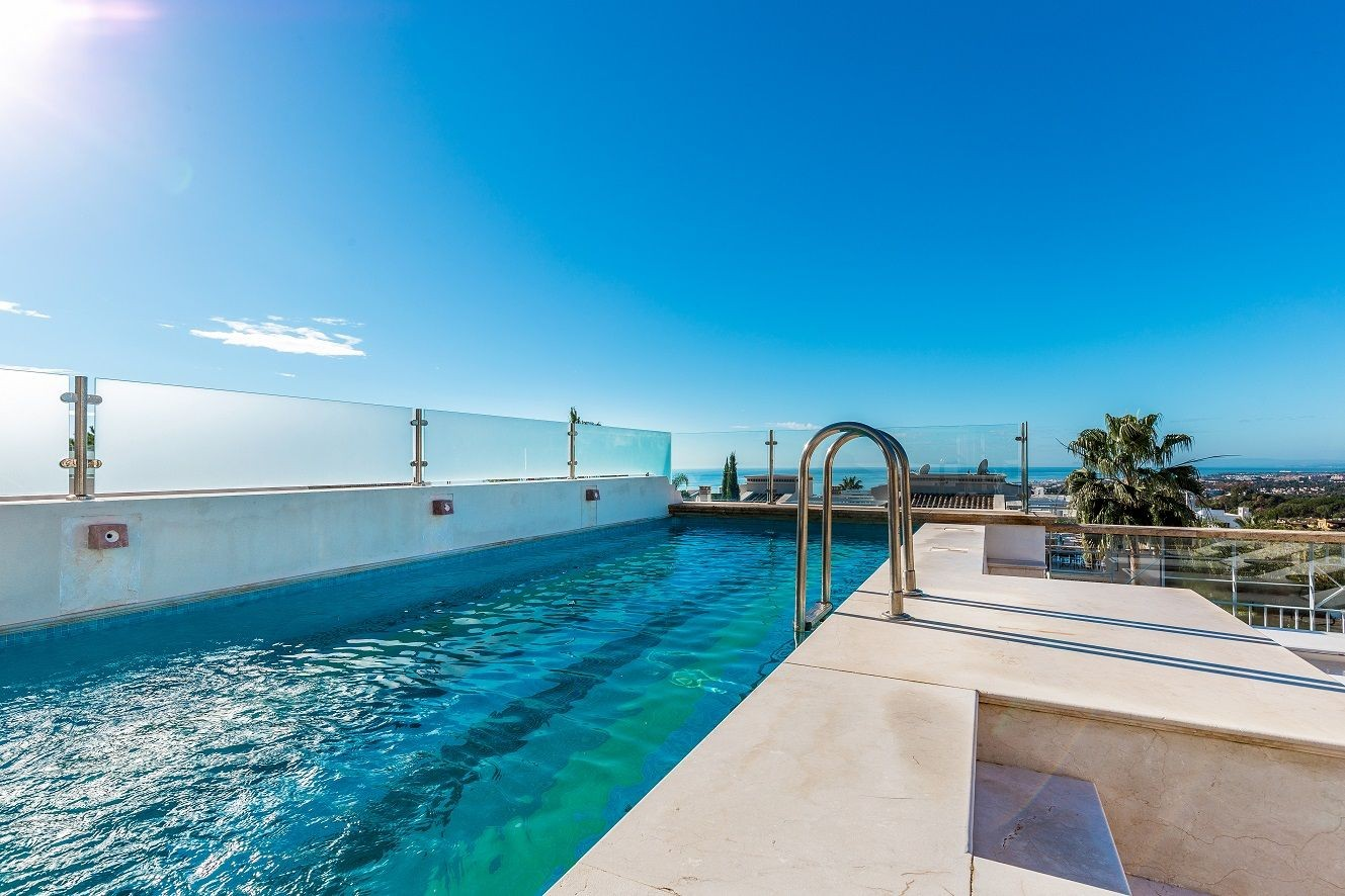 Spectacular Townhouse For Sale in Sierra Blanca