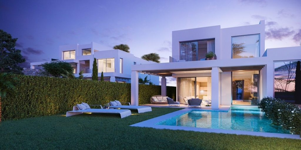Luxurious Villas for sale in Cabopino in Marbella