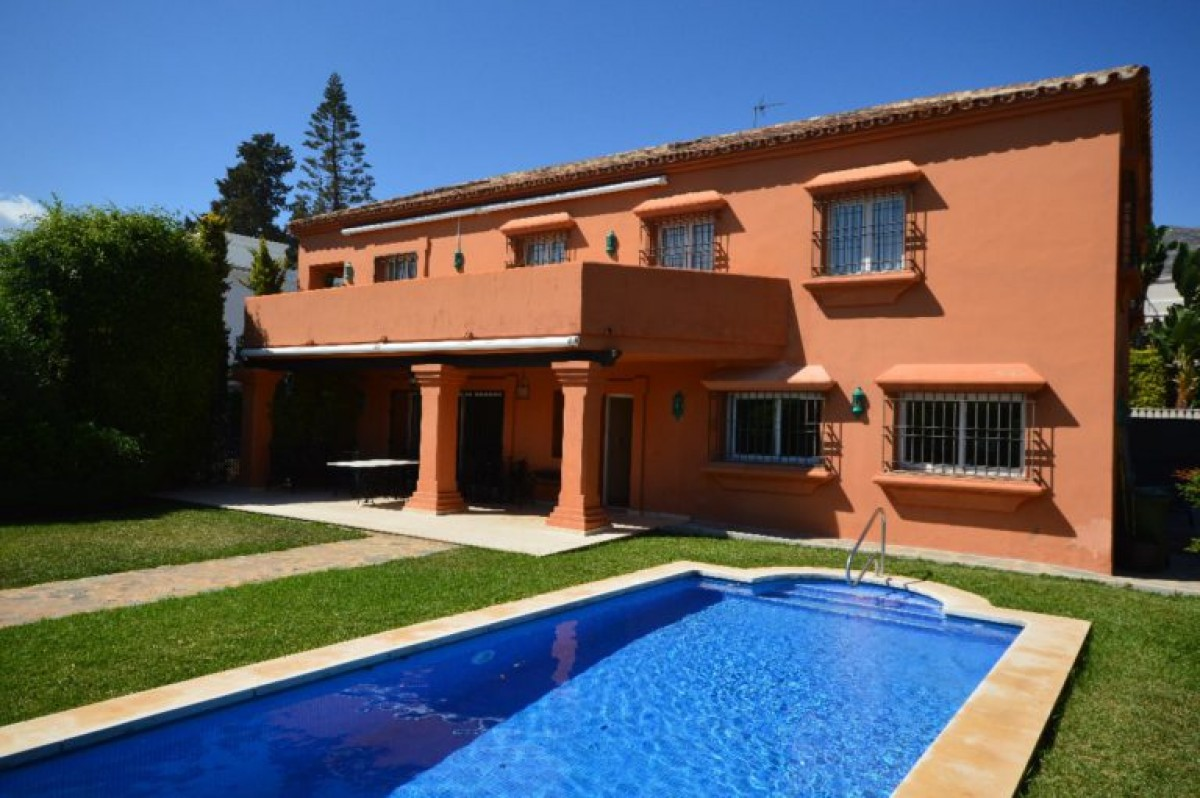 Beautiful family home for sale in Casablanca Golden Mile