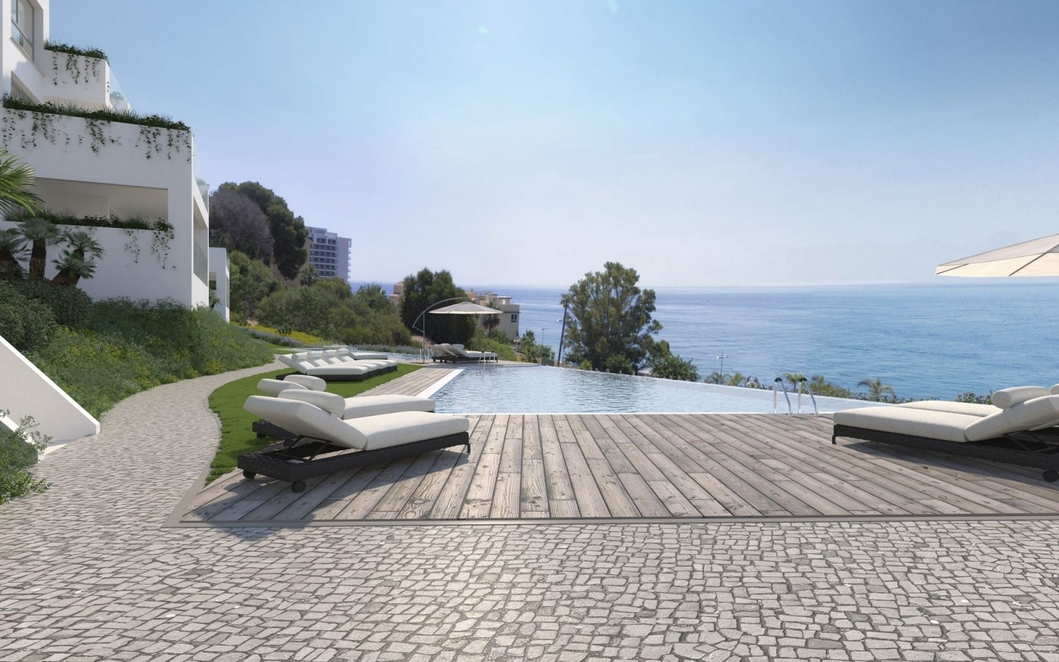 Stunning 1,2 & 3 bedroom apartments for sale in Benalmádena
