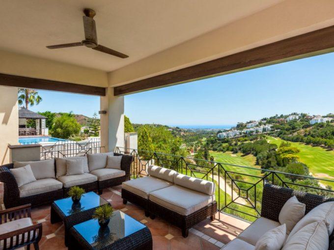 Fantastic modern family Villa in Lomas de la Quinta
