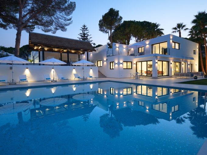 Villa Celeste, beautiful reformed villa