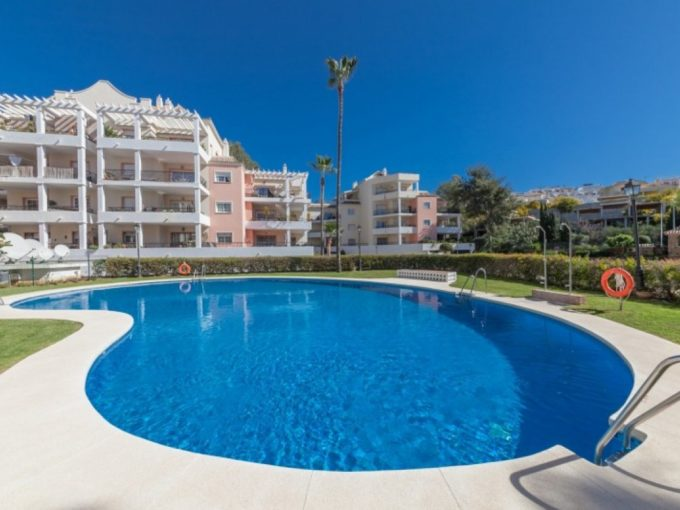 2 bedroom apartment in Nueva Andalucia
