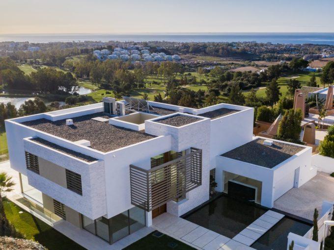 Masterpiece Villa For Sale in Alqueria Benahavis