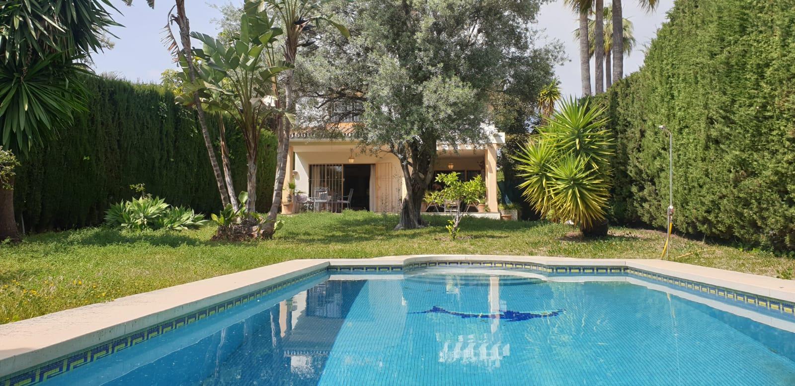 Cosy detached single-family house, Villa in Marbella