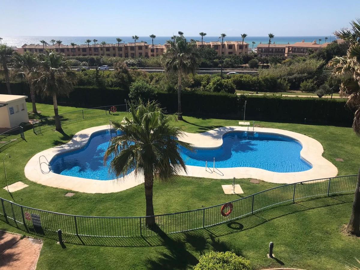 3 bedroom penthouse in Casares Costa