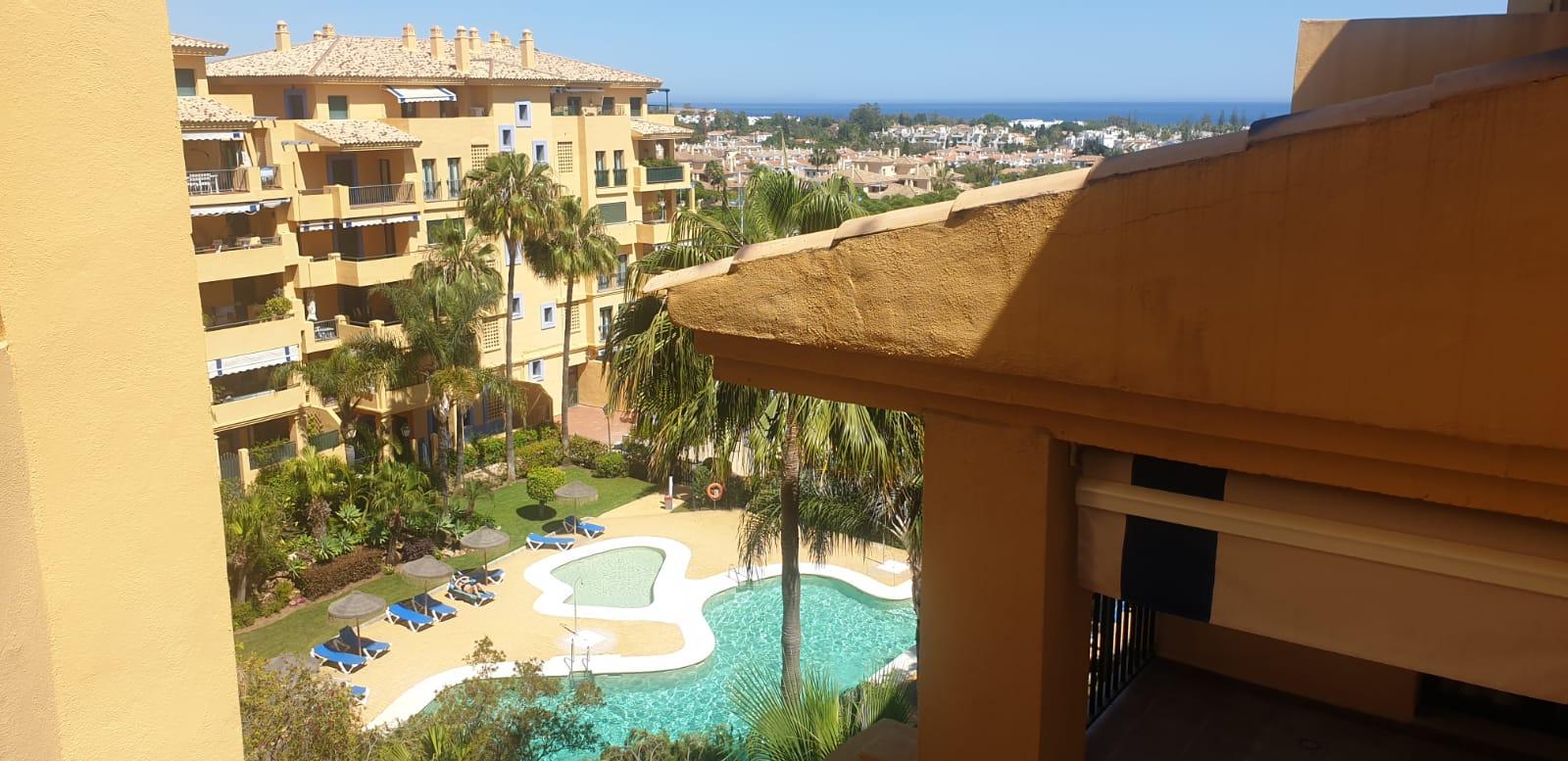 4 b apartment in San Pedro de Alcantara next to the beach