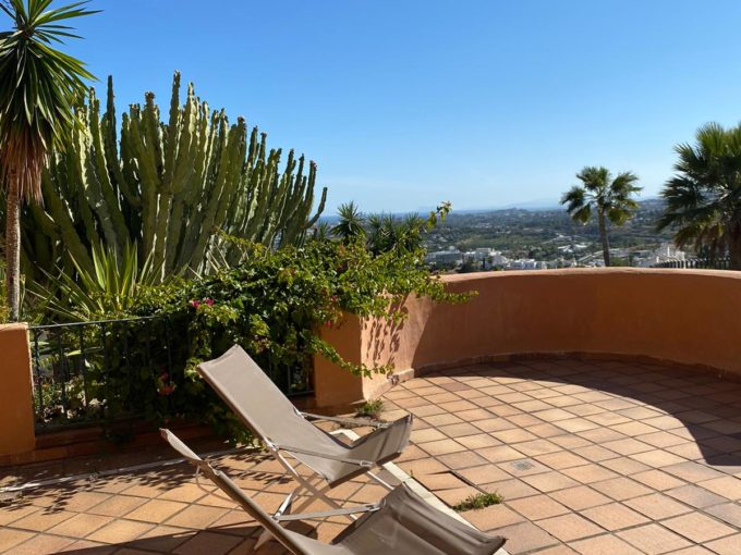 Beautiful apartment situated in Golf Valley