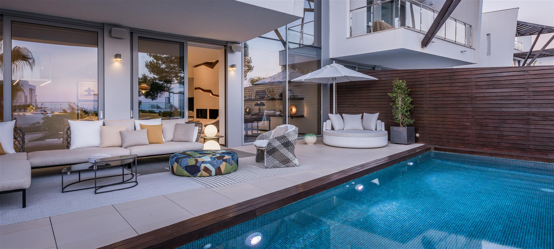 Meisho Hills is an exclusive residential complex, located in Marbella, in the south of Spain.